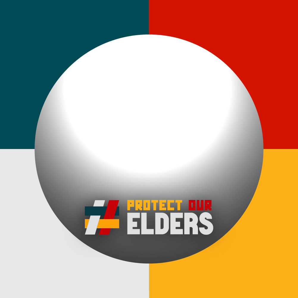 Protect Our Elders Social Avatar Personal